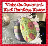 Make An Ornament - A Review of Real Numbers