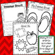 Back to School Engagement! Printables - Activities - No Prep (or very little)!