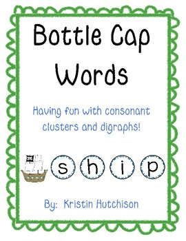 Make Bottle Cap Words