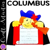 Christopher Columbus Craft Activity - (templates and step-