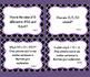 Make 'Em Think Math Journal Prompt-Decimal Foundations & A