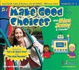"Classroom Community Songs: ""Make Good Choices"" - Downloadable Version"