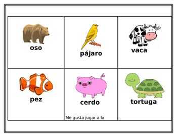 Make Inferences Spanish Hacer Inferencias Animal Themed cut Paste first 2nd 3rd