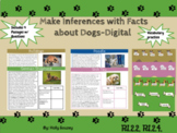 Make Inferences with Facts About Dogs-Digital