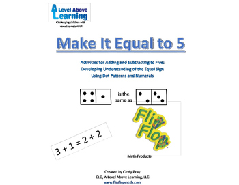 Make It Equal to 5