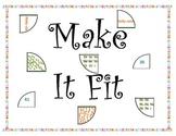 Make It Fit Math Activity