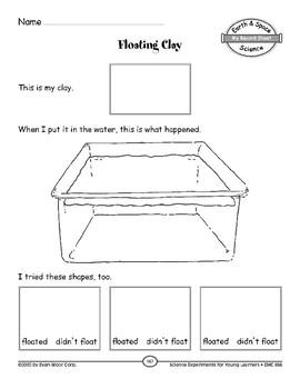 Make It Float (Properties of Earth Materials)