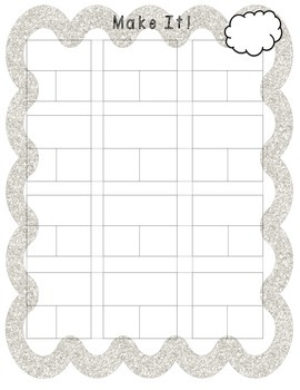 Make It! Game - Fluency of Numbers up to 20