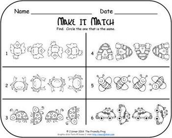 Make It Match: BUNDLE