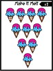 Make It Melt - Double Scoops - Multiplication Games
