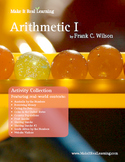 Make It Real: Arithmetic 1 - Activity Collection