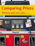 Make It Real: Comparing Prices: Working with Unit Cost