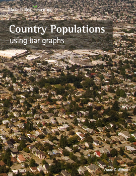 Make It Real: Country Populations - Using Bar Graphs