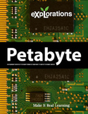 Make It Real: Explorations - Petabyte - Middle School, Common Core Aligned