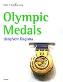 Make It Real: Olympic Medals: Using Venn Diagrams