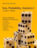 Make It Real: Sets, Probability, Statistics 1 - Activity Collection