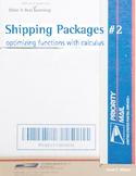 Make It Real: Shipping Packages #2: Optimizing Functions with Calculus