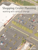 Make It Real: Shopping Center Planning - Exponential and Linear Models