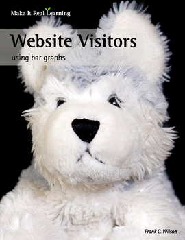 Make It Real: Website Visitors - Using Bar Graphs