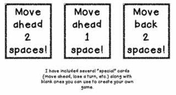 Make It Yourself Board Game (Set 3)
