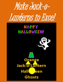 Make Jack-o-Lanterns for Halloween in Microsoft Excel