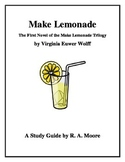 """Make Lemonade"" by Virginia Euwer Wolff: A Study Guide"