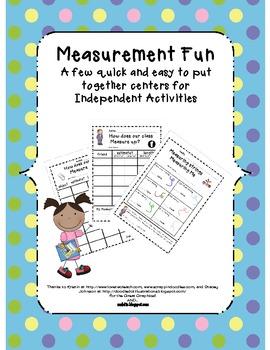 Make Measuring Fun-Measurement Unit with the Common Core