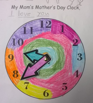 Make Mom a Mother's Day Clock