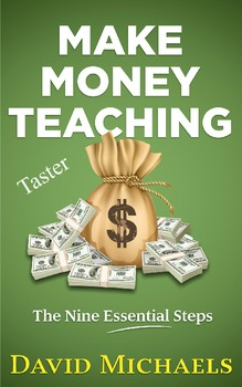 Make Money Teaching. Free Taster Version.
