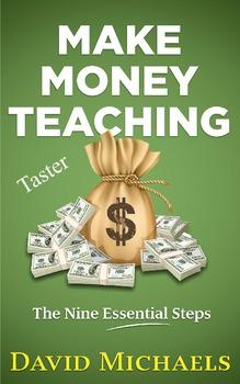 Make Money Teaching. Free Taster Version.