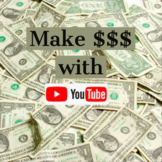 Make Money with YouTube English Project!