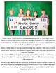 Make More Teach Less- Summer Camp Course Info