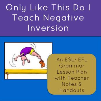 Make Negative Inversion Easy
