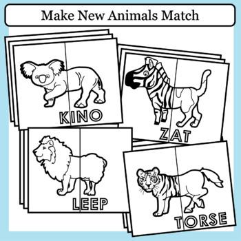 Make New Animals Match