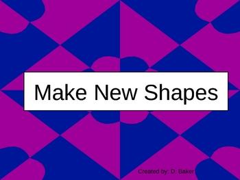 Make New Shapes Power Point Presentation