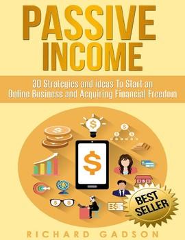Make Passive Income ONLINE