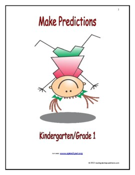 Make Predictions: Introduce/Practice/Assess