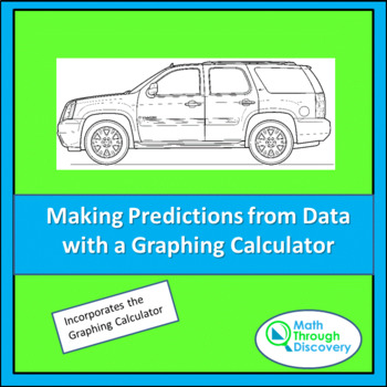 Make Predictions with a Linear Function using the Graphing