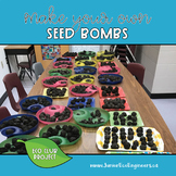 Make Seed Bombs, End of Year Activity, Eco Club Project, E