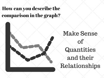 Make Sense of Quantities and Relationships POSTER