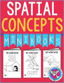 Spatial Concepts Minibooks