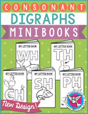 Make & Take Phonics Mini Books: Consonant Digraphs