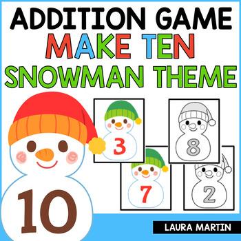 Make Ten-Snowmen