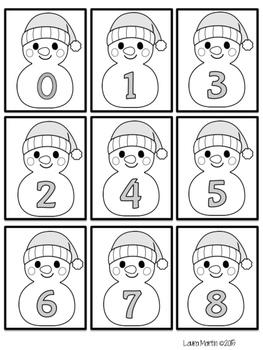 Making Ten-Snowmen