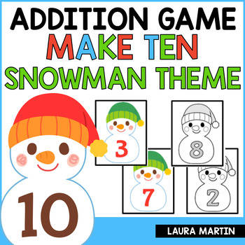 Make Ten-Snowmen
