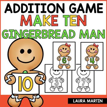 Make Ten-Gingerbread