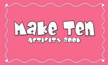 Make Ten Activity Booklet PDF (K.OA.A.4)
