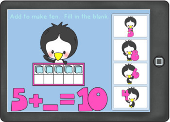 Make Ten Boom Cards Freebie
