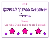 Adding Three Addends Game