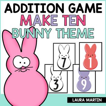 Make Ten-Easter